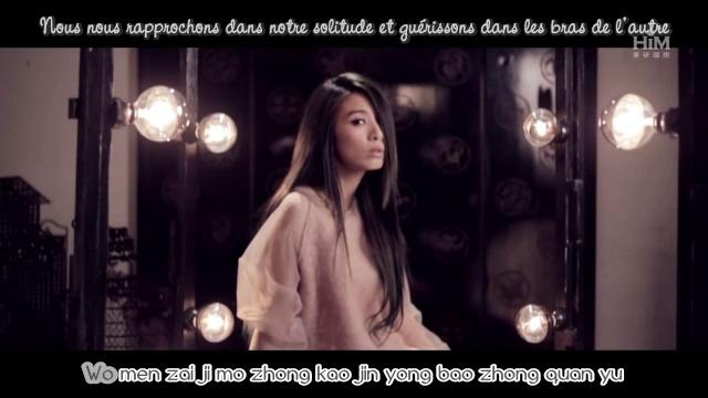 [ TW-Music ] Hebe Tian (S.H.E) - Ai Zhe Ai Zhe Jiu Yong Yuan (My Pig Lady) Vlcsna13
