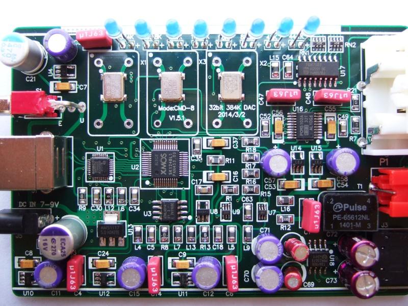 Douk Audio: DAC USB PCM5102 XMOS 384K/32bit  55 euro spedito - Pagina 5 Intern10