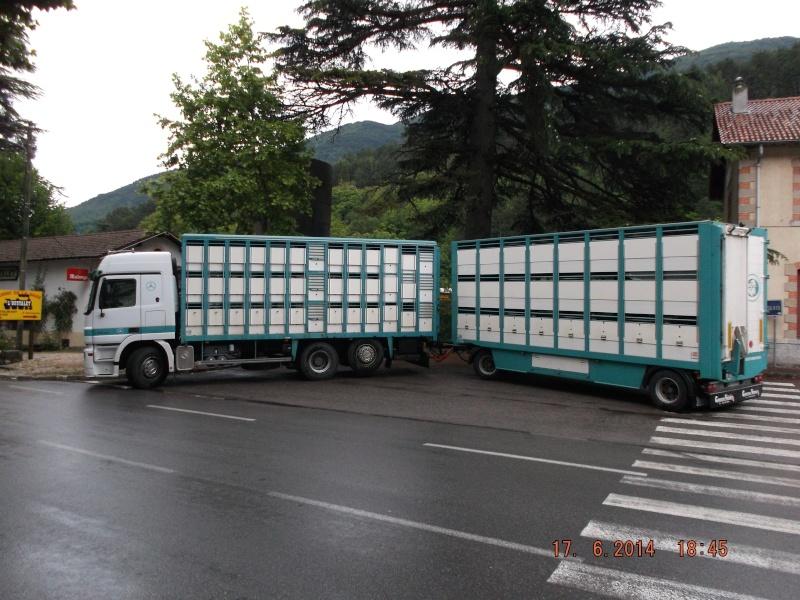 Des photos de camions bétaillères à moutons et d'autres photos de camions aussi conduit par Henry Elie . - Page 3 01920