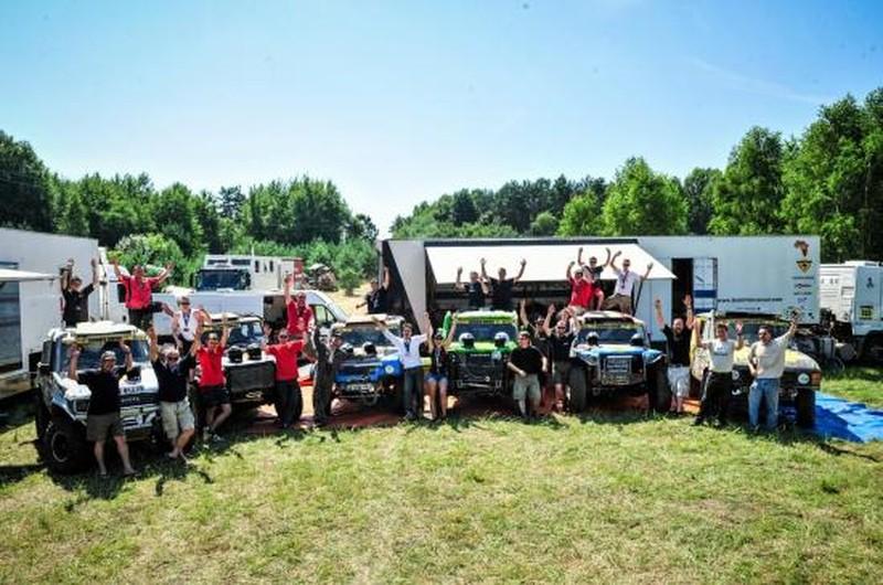Le team Mécacool au Breslau 2014 Dig06310