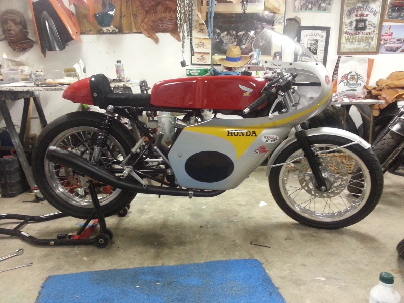 125 Honda RC Réplica - Page 2 20140610
