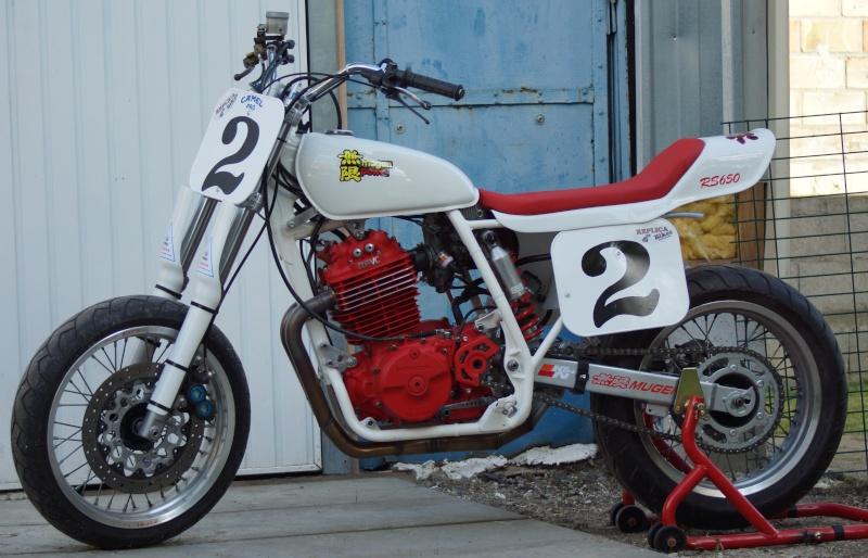 Honda 650 RS Mugen Dirt Track Dsc09412
