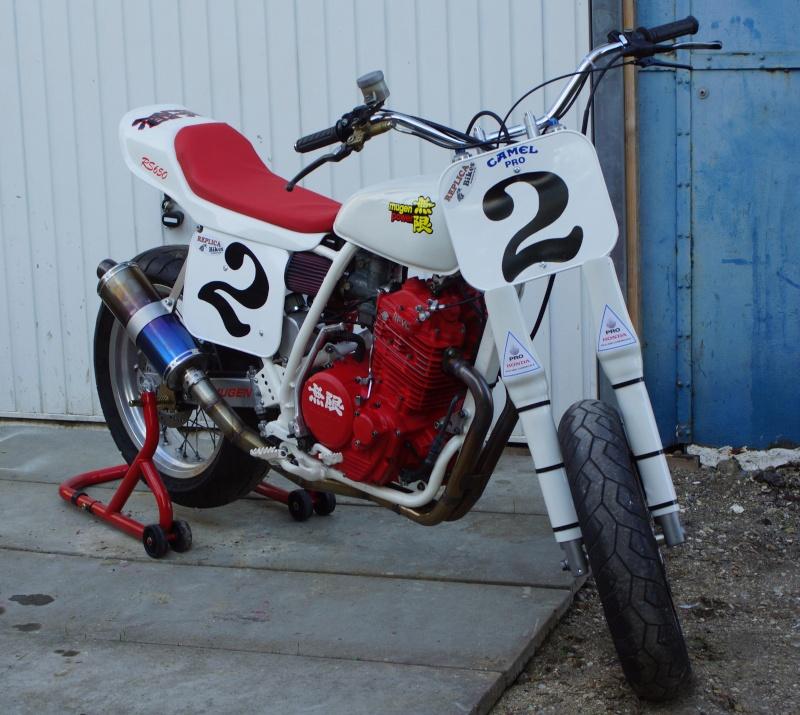 Honda 650 RS Mugen Dirt Track Dsc09414