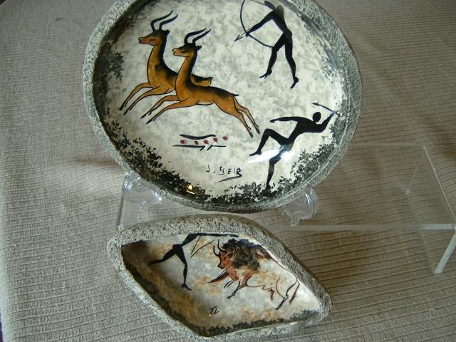 More Cave ceramics - Youen pour Yves-Alain Pleuven - HR Quimper - dlg Lurça Newark27