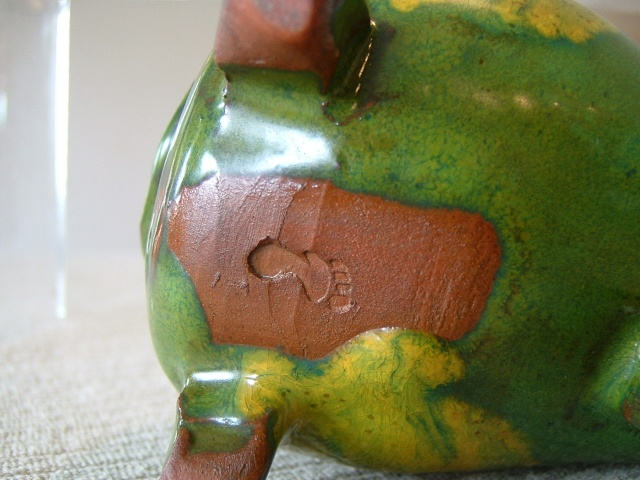 saundersfoot pottery Pigs_011