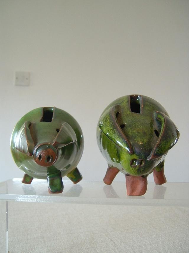 saundersfoot pottery Pigs_012