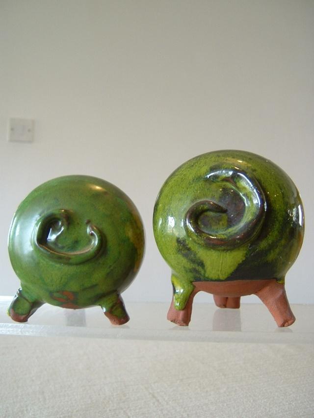 saundersfoot pottery Pigs_013