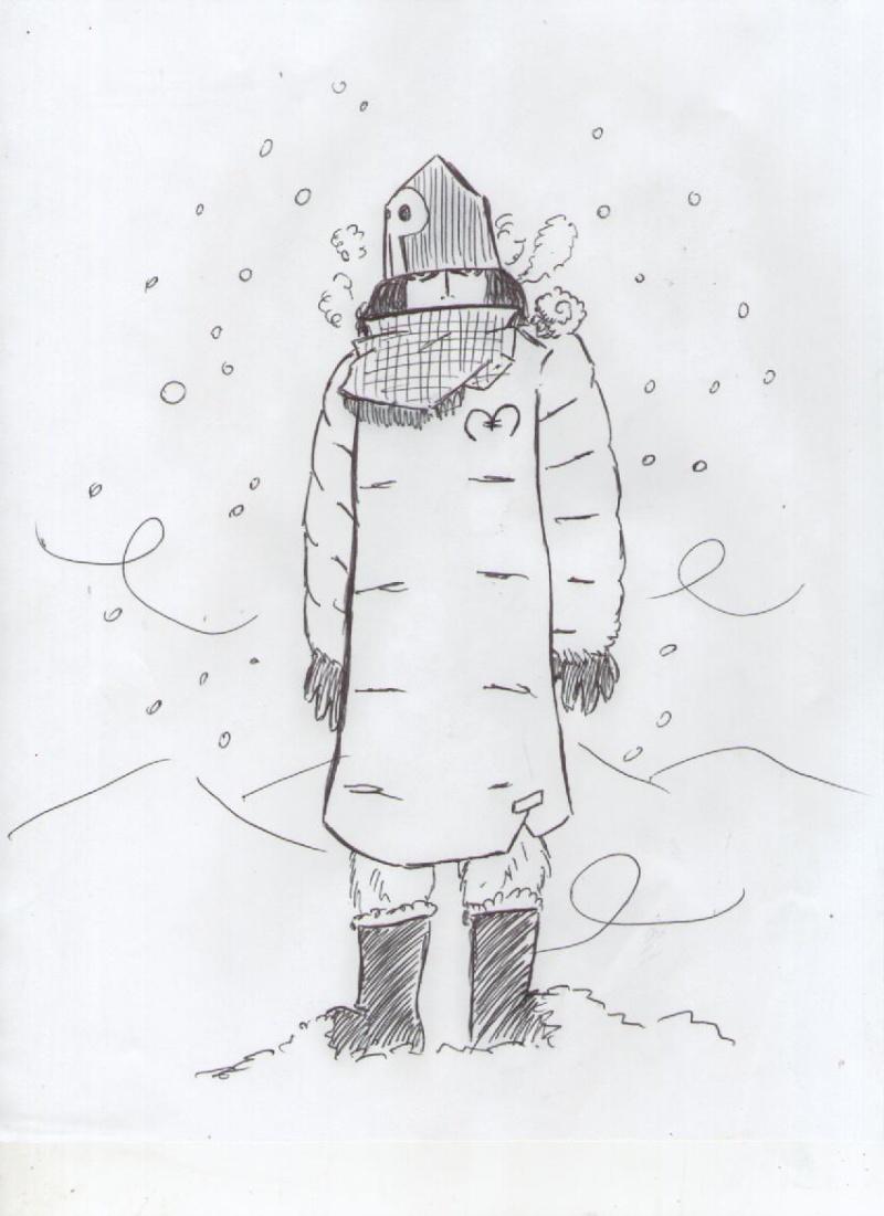 No lo tengo pequeño, hace demasiado frío [Prólogo] 11111110