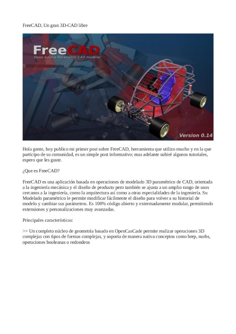 FreeCAD, Un gran 3D-CAD libre  manual en ESPAÑOL 122