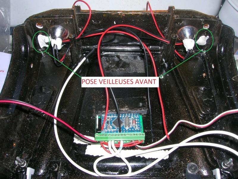 présentation du module d'éclairage DV&QA 14_pos10