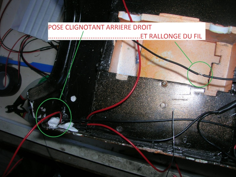 présentation du module d'éclairage DV&QA 15_pos10