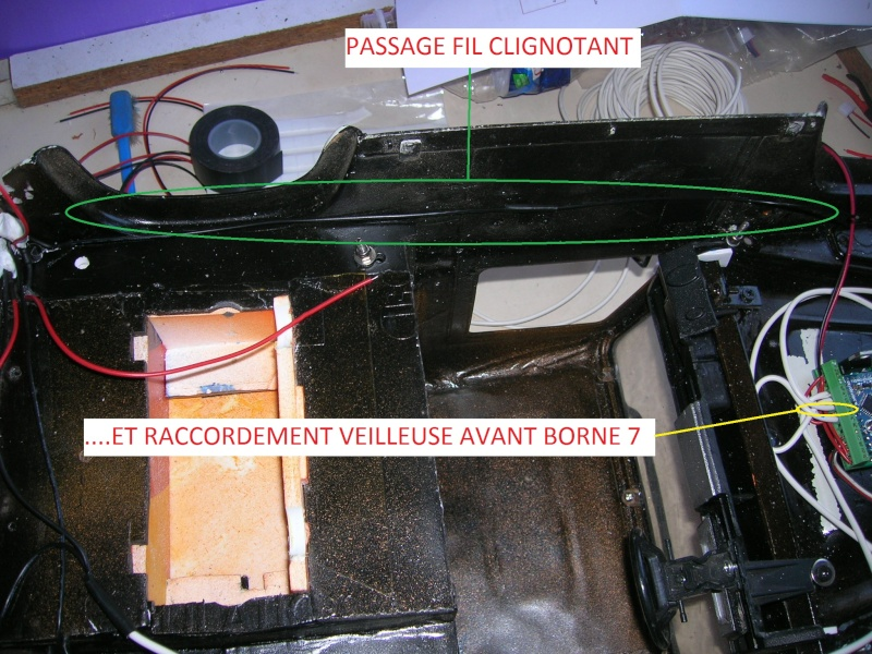 présentation du module d'éclairage DV&QA 16_pas10