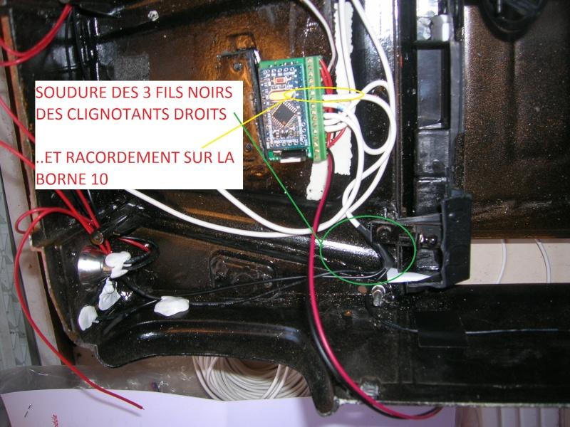 présentation du module d'éclairage DV&QA 18_rac10