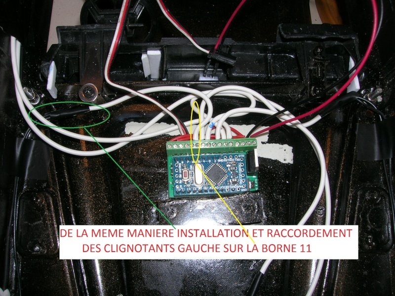 présentation du module d'éclairage DV&QA 19_rac10