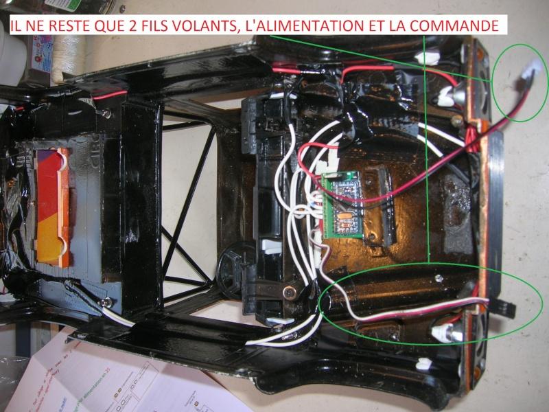 présentation du module d'éclairage DV&QA 26_fil10