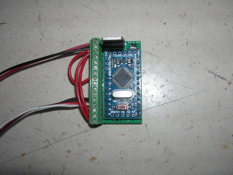 présentation du module d'éclairage DV&QA 310