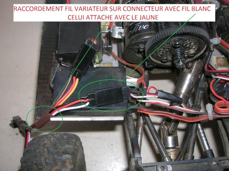 présentation du module d'éclairage DV&QA 32_rec10
