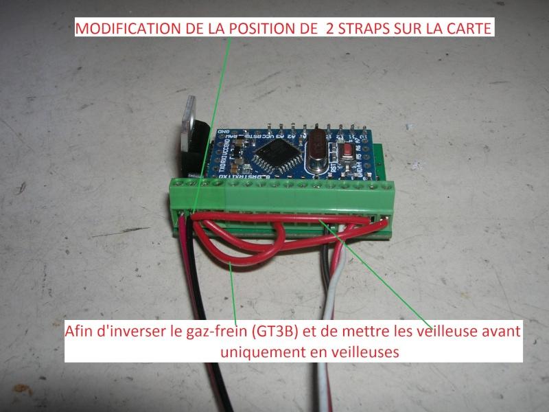 présentation du module d'éclairage DV&QA 4_para10