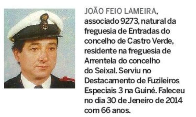 Notas de óbito: Veteranos da Guerra do Ultramar, publicadas no jornal ELO, da ADFA, de Abril de 2014 02joao10