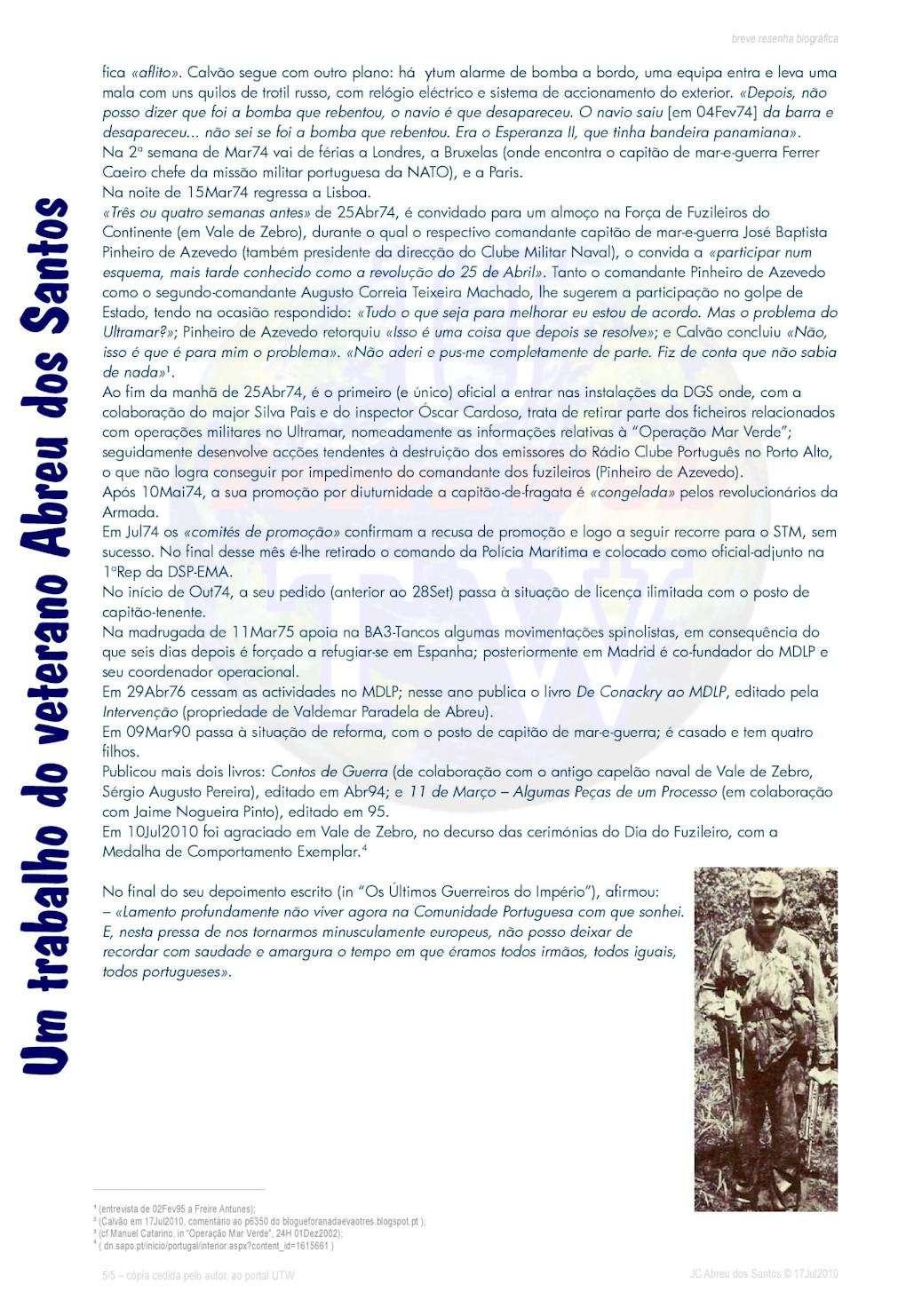 Faleceu o Comandante Guilherme Almor de Alpom Calvão - 30Set2014 Alpoim14