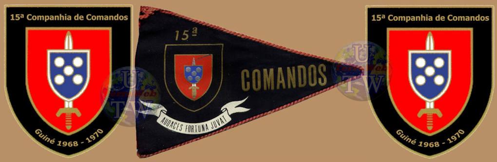 Almoço Convívio e Comemoração do 47.º Aniversário da 15.ª Companhia de Comandos - 02Mai2015 Distin10