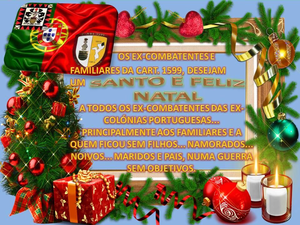 Mensagem do veterano Américo Ribeiro Lameiras, da CArt1599/RMM - 1966 a 1968 Natal_10