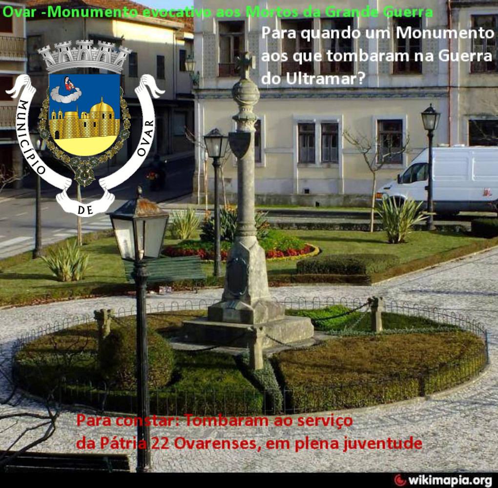 Ovar - Monumento evocativo aos Mortos da Grande Guerra - e aos do Ultramar? Ovar_m10