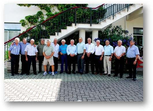 Encontro Convívio Anual dos ex-Militares do BCac237 e 599 - 13Set2014 Santos11