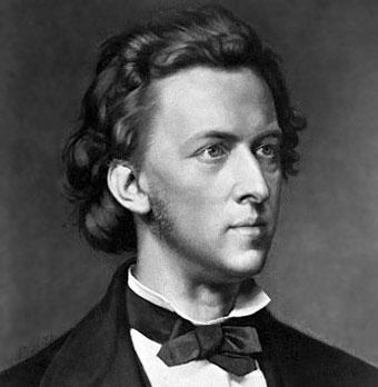 Grandes compositores de música clásica. Vota por tus favoritos Chopin10