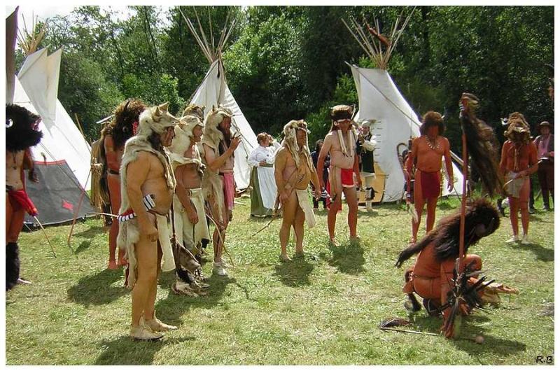 Nouveau Diaporama en ligne ..... La reconstiturtion Old West Danse_10