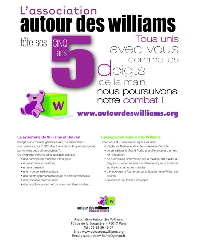 Association Autour des Williams, la beauté dans l'imperfection Autour10