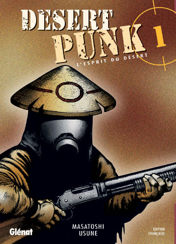 Desert Punk du mangaka Masatoshi Usune Desert12