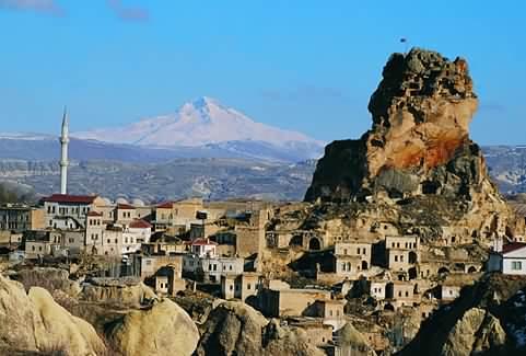Les monastères et villes du bout du monde! Ortahi11