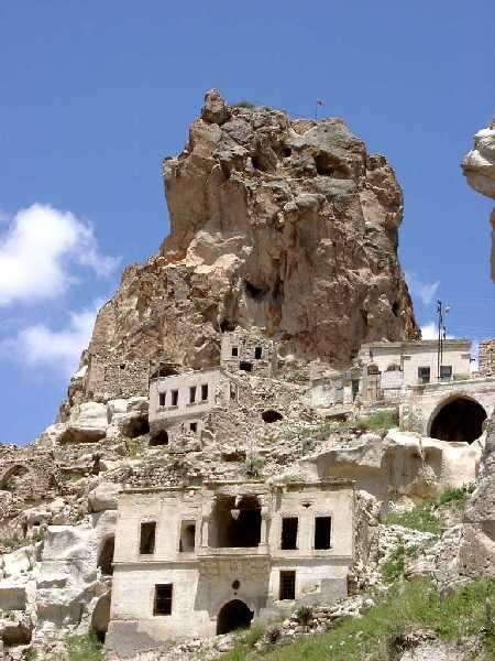 Les monastères et villes du bout du monde! Ortahi12