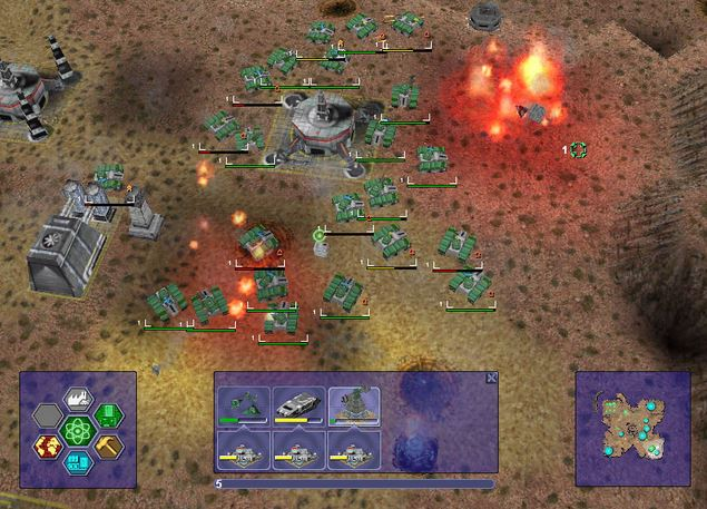 Warzone 2100..Le froid Nucleaire Warzon11