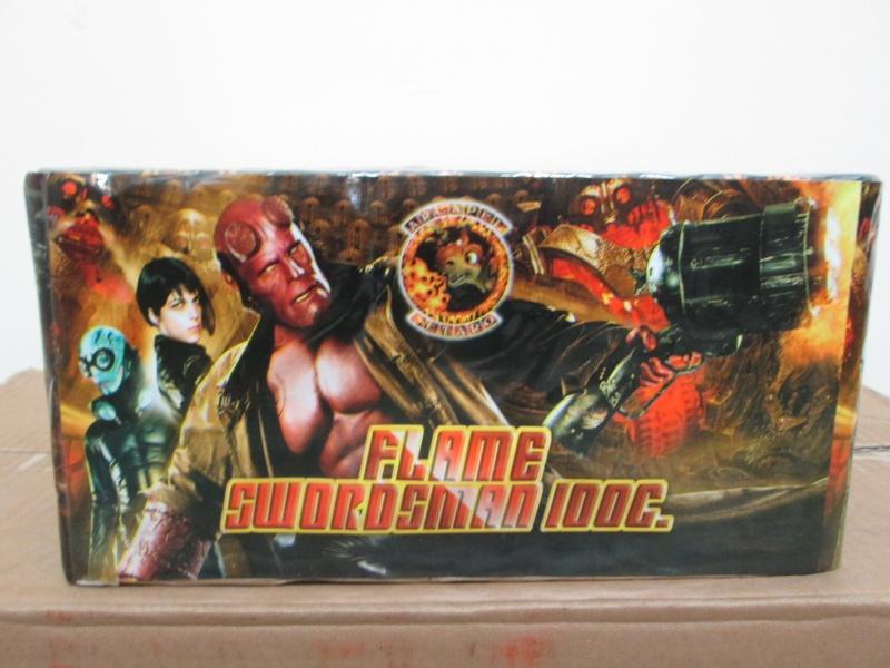 FLAME SWORDSMAN 00411