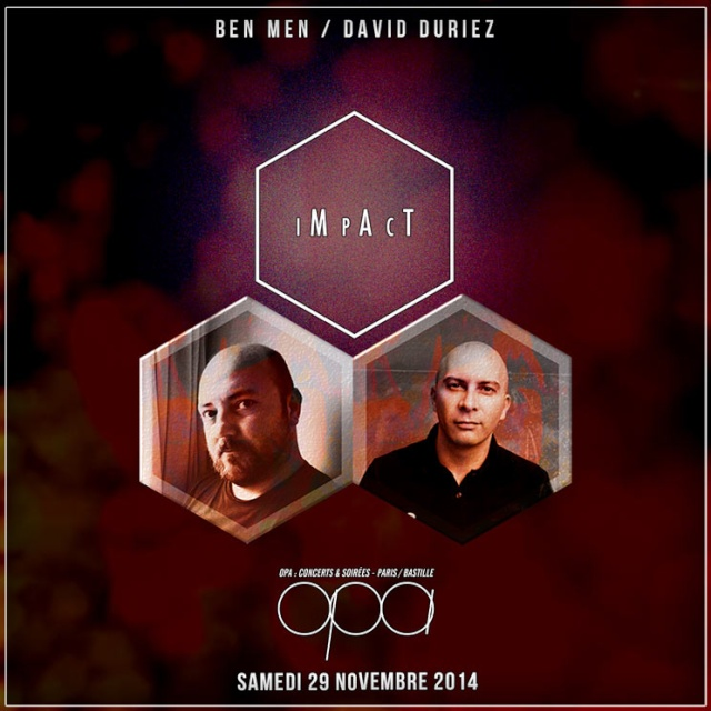 Impact @ OPA w/ David Duriez & Ben Men: 29/11/14 Fly_op10