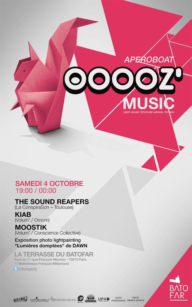 OOOOZ' Music: mixs Toulousains et expo de Dawn: 4 octobre -  Ooz_0410