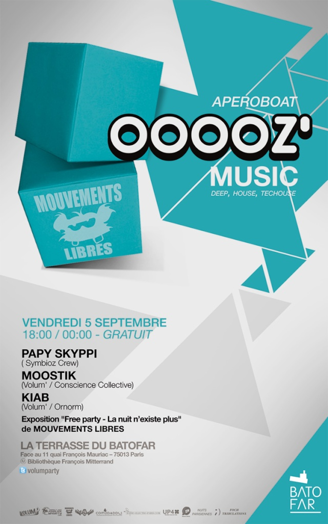 OOOOZ' Music avec Mouvements Libres: 05/09/2014 - Terr. Bato Ooz_0510