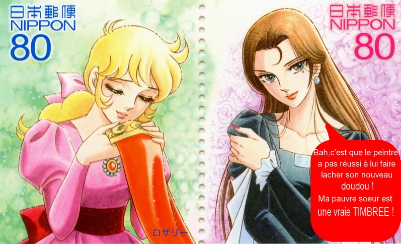 Les nouveaux timbres LO Japonais Ladyos10