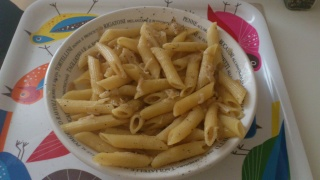 Défi culinaire de mai - Pasta et risotto ! Ma che ! - BRAVO HONEY Dsc_0310