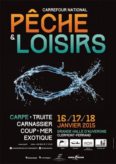 Carrefour National Pêche et Loisirs à Clermont Ferrand... V2-aff10