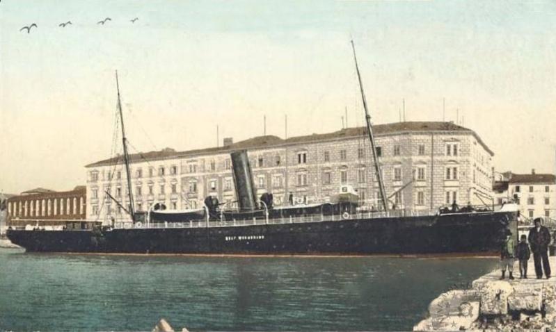 'Graf Wurmbrand' - Österreichishe Lloyd  -  1895 19_nav11