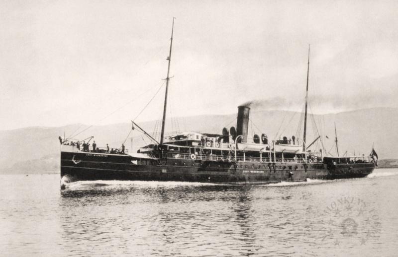 'Graf Wurmbrand' - Österreichishe Lloyd  -  1895 1_graf10