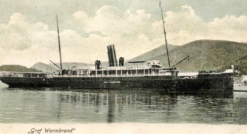 'Graf Wurmbrand' - Österreichishe Lloyd  -  1895 2_graf11