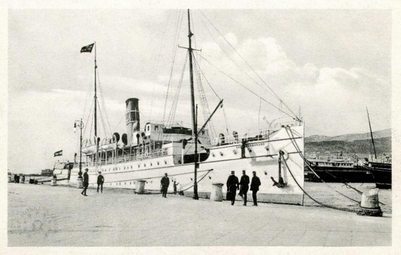 'Graf Wurmbrand' - Österreichishe Lloyd  -  1895 55555_10