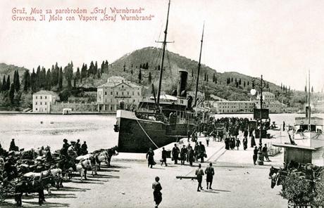 'Graf Wurmbrand' - Österreichishe Lloyd  -  1895 8a_cop10
