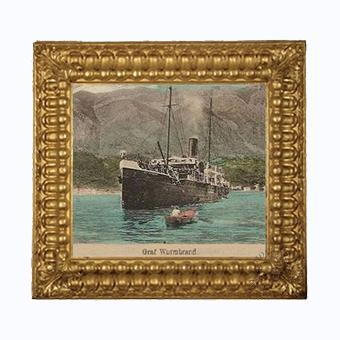 'Graf Wurmbrand' - Österreichishe Lloyd  -  1895 9_quad11