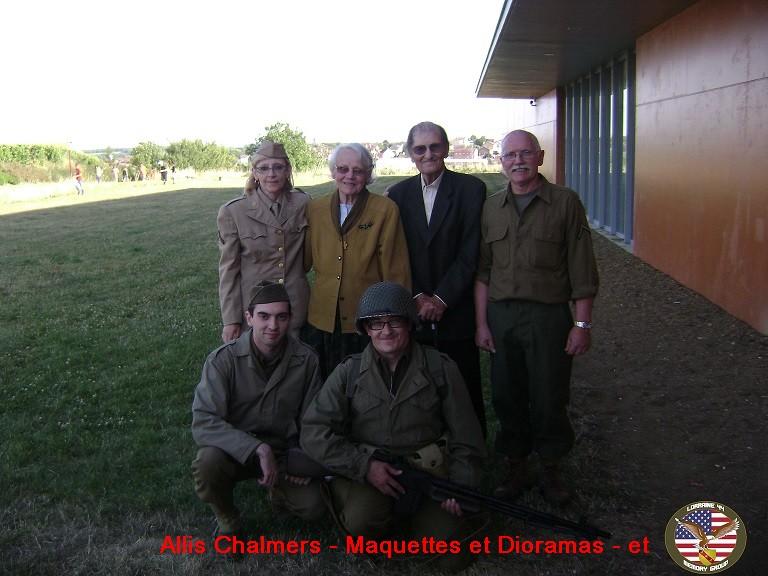 Rencontre avec un Vétéran  soldat dans la Wermacht  Dsc04110