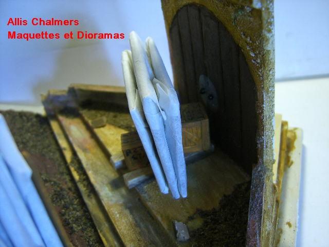 KUBELWAGEN au 1/35 ou MONUMENTS MENS Kubel-25